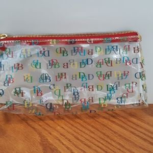 Dooney makeup bag
